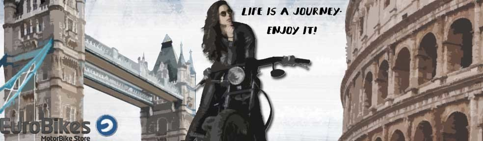 Life is a journey. Enjoy it!